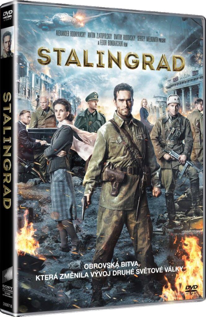 STALINGRAD (2013) - DVD