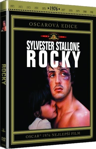 ROCKY (Oscarová edice) - DVD