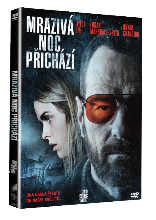 MRAZIVÁ NOC PŘICHÁZÍ - DVD