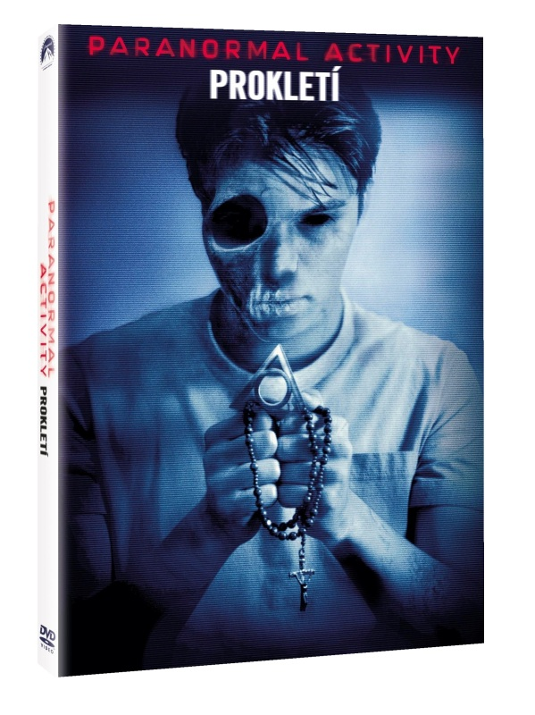 PARANORMAL ACTIVITY: PROKLETÍ - DVD
