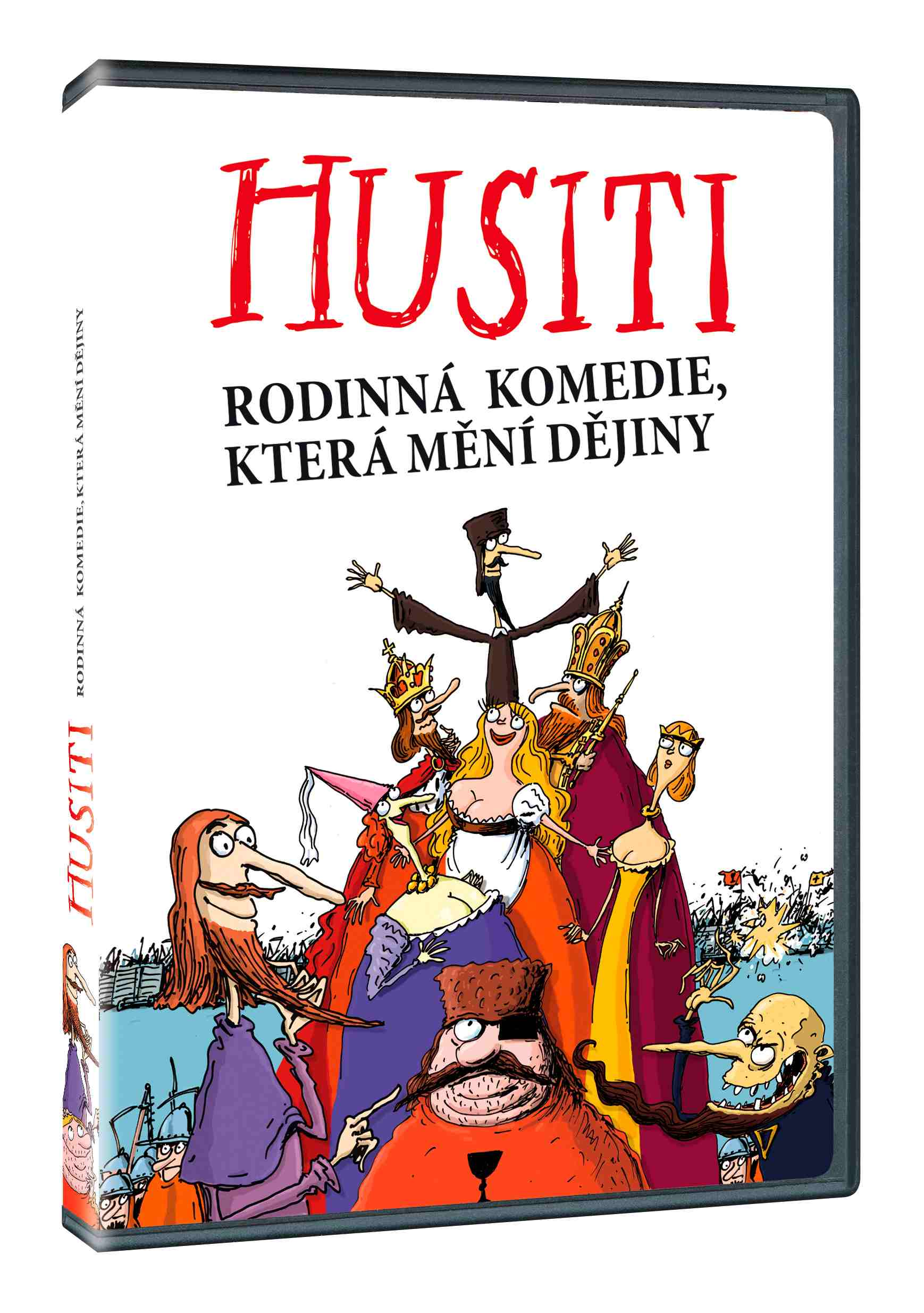 Husiti - DVD