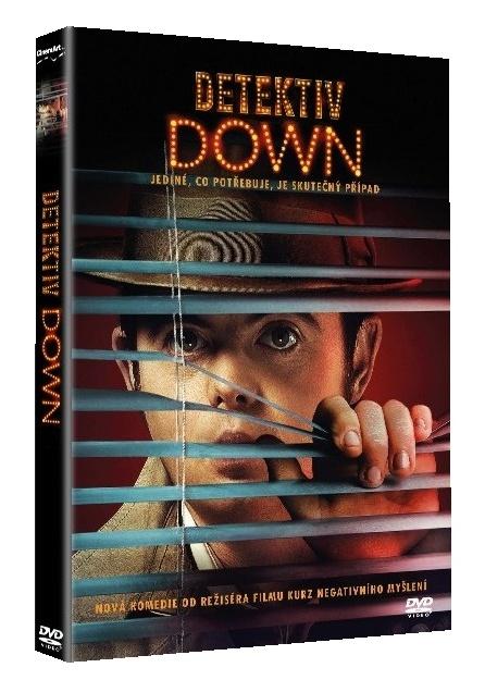 DETEKTIV DOWN - DVD