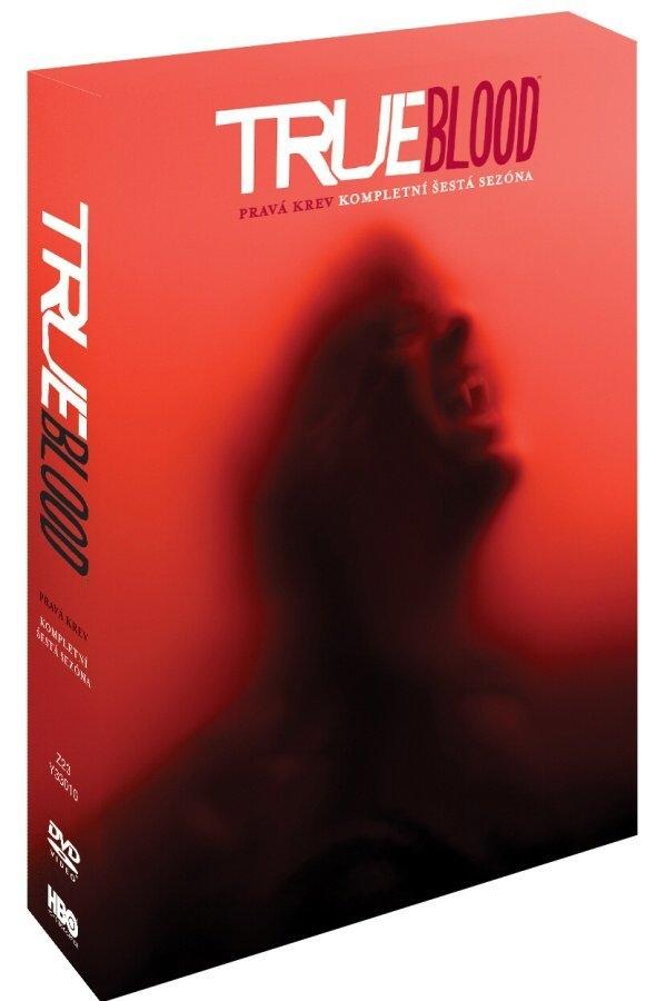 TRUE BLOOD - PRAVÁ KREV 6. SEZONA - DVD