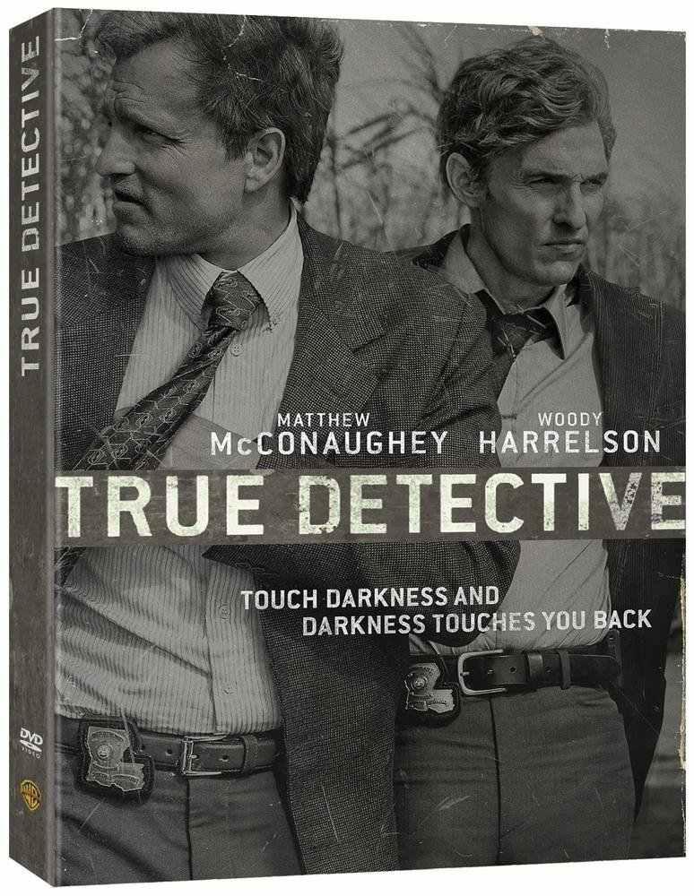 Temný případ - 1. série - DVD