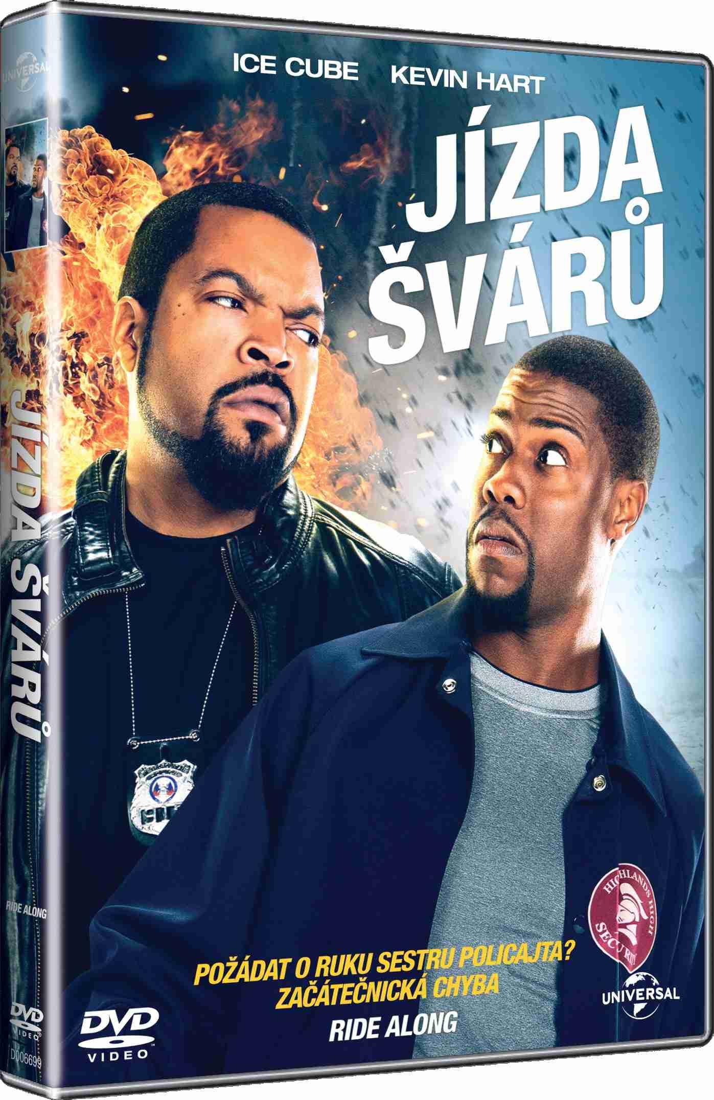 JÍZDA ŠVÁRŮ - DVD