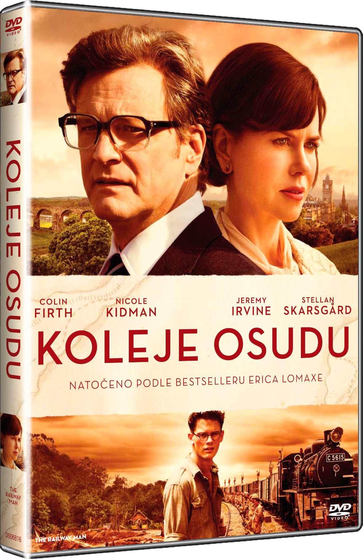 KOLEJE OSUDU - DVD