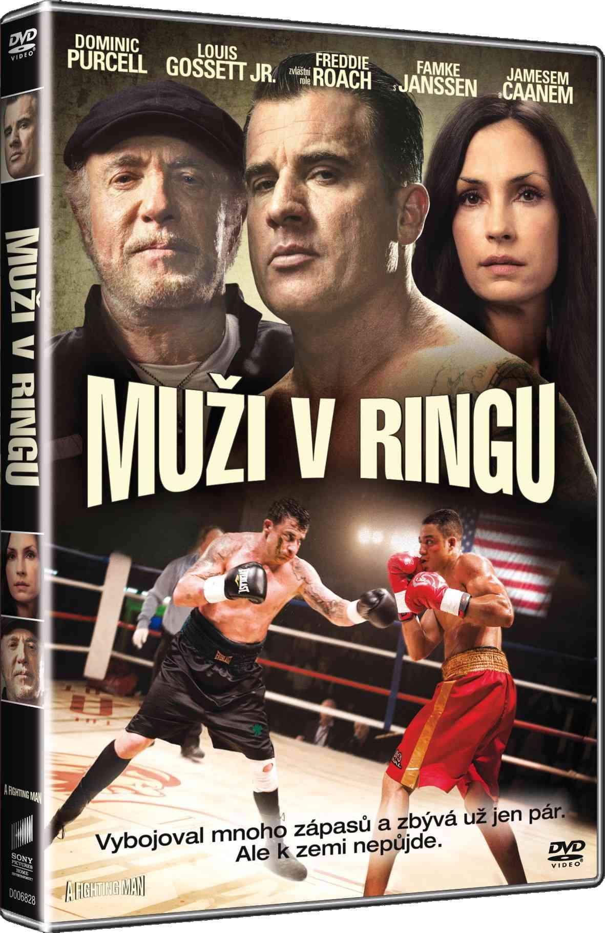 MUŽI V RINGU - DVD