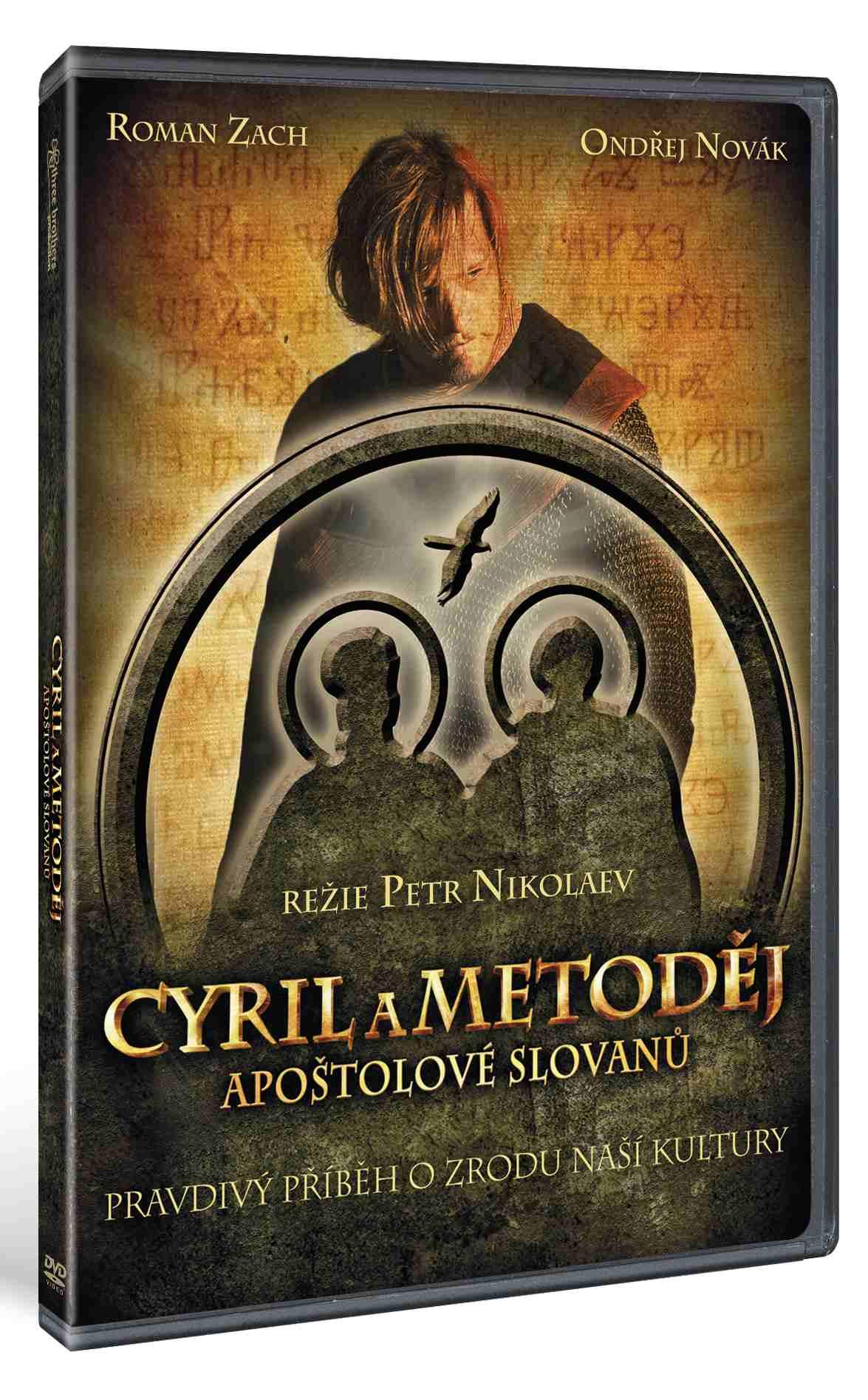 CYRIL A METODĚJ: APOŠTOLOVÉ SLOVANŮ - DVD