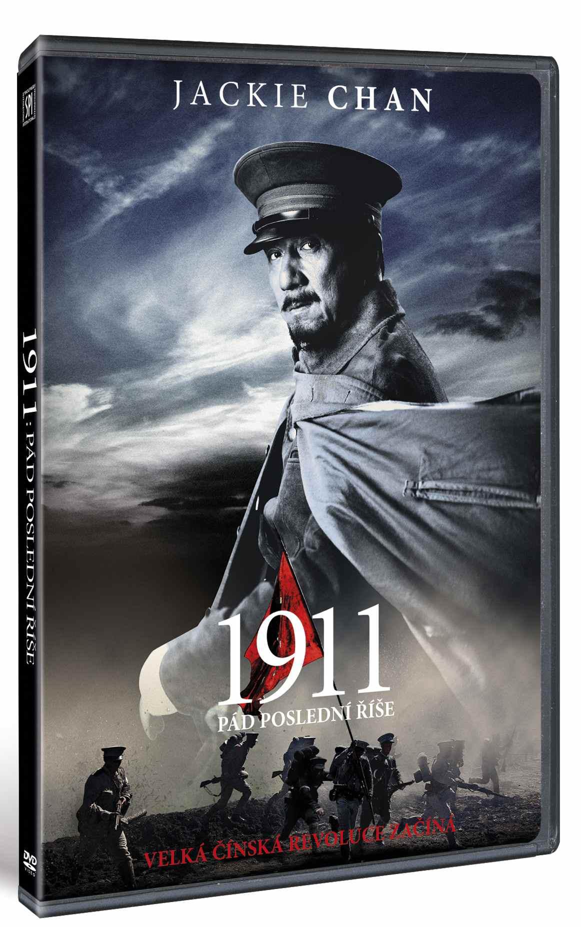 1911: Pád poslední říše - DVD