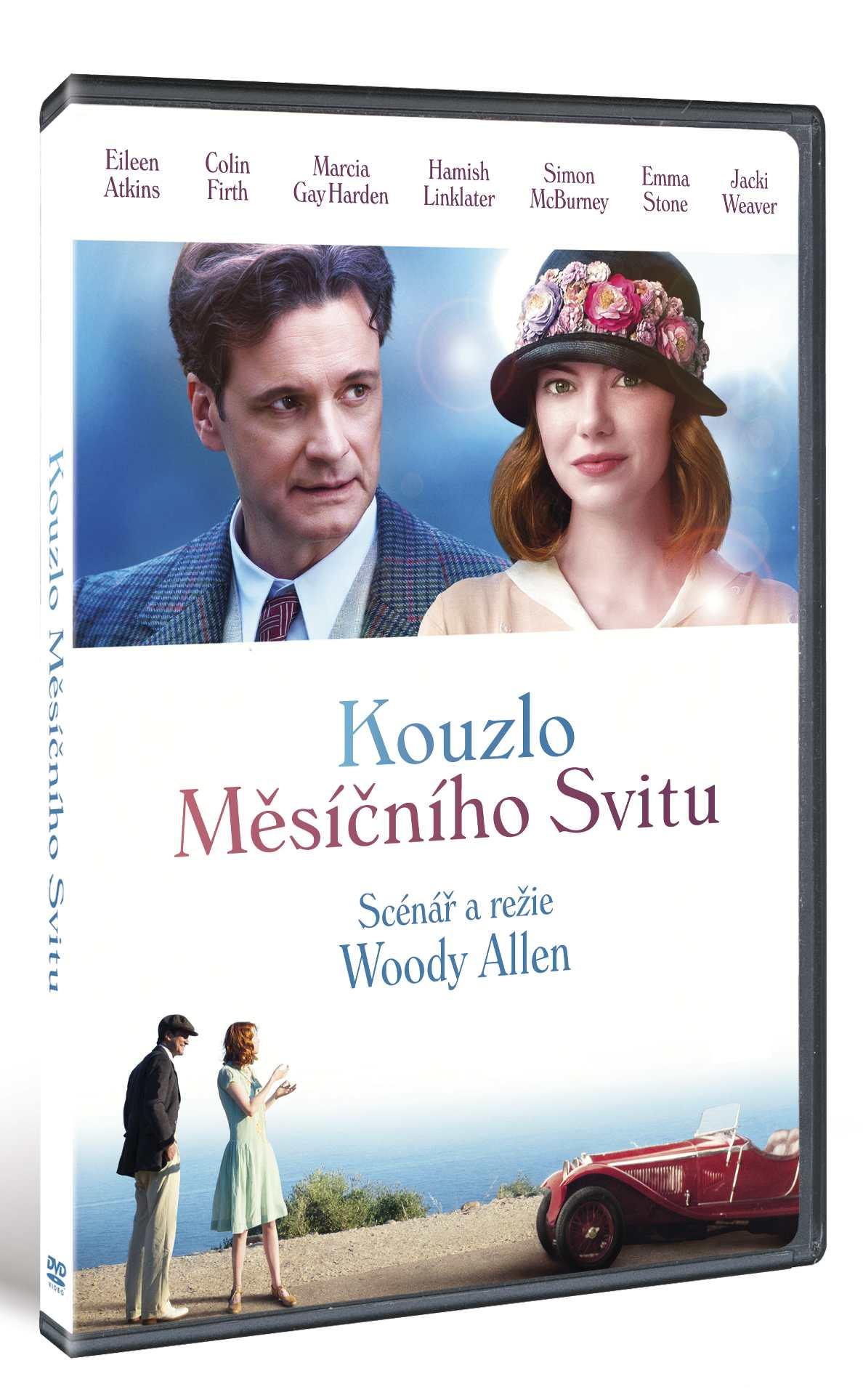 Kouzlo měsíčního svitu - DVD