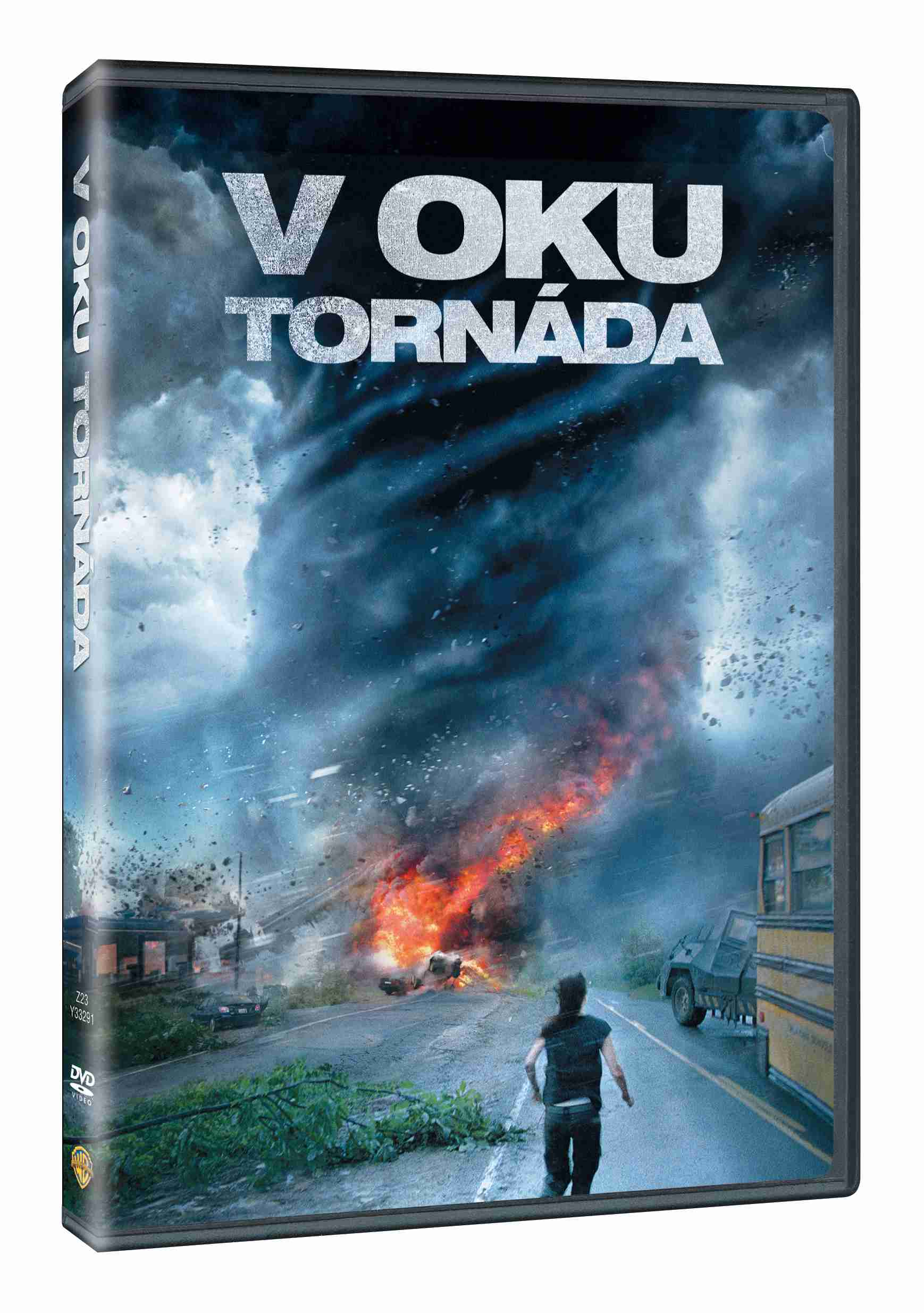 V oku tornáda - DVD