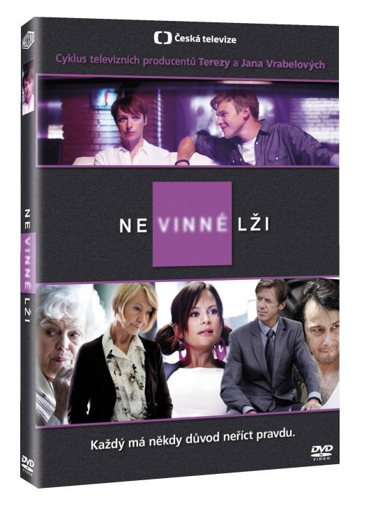 NEVINNÉ LŽI - 4 DVD