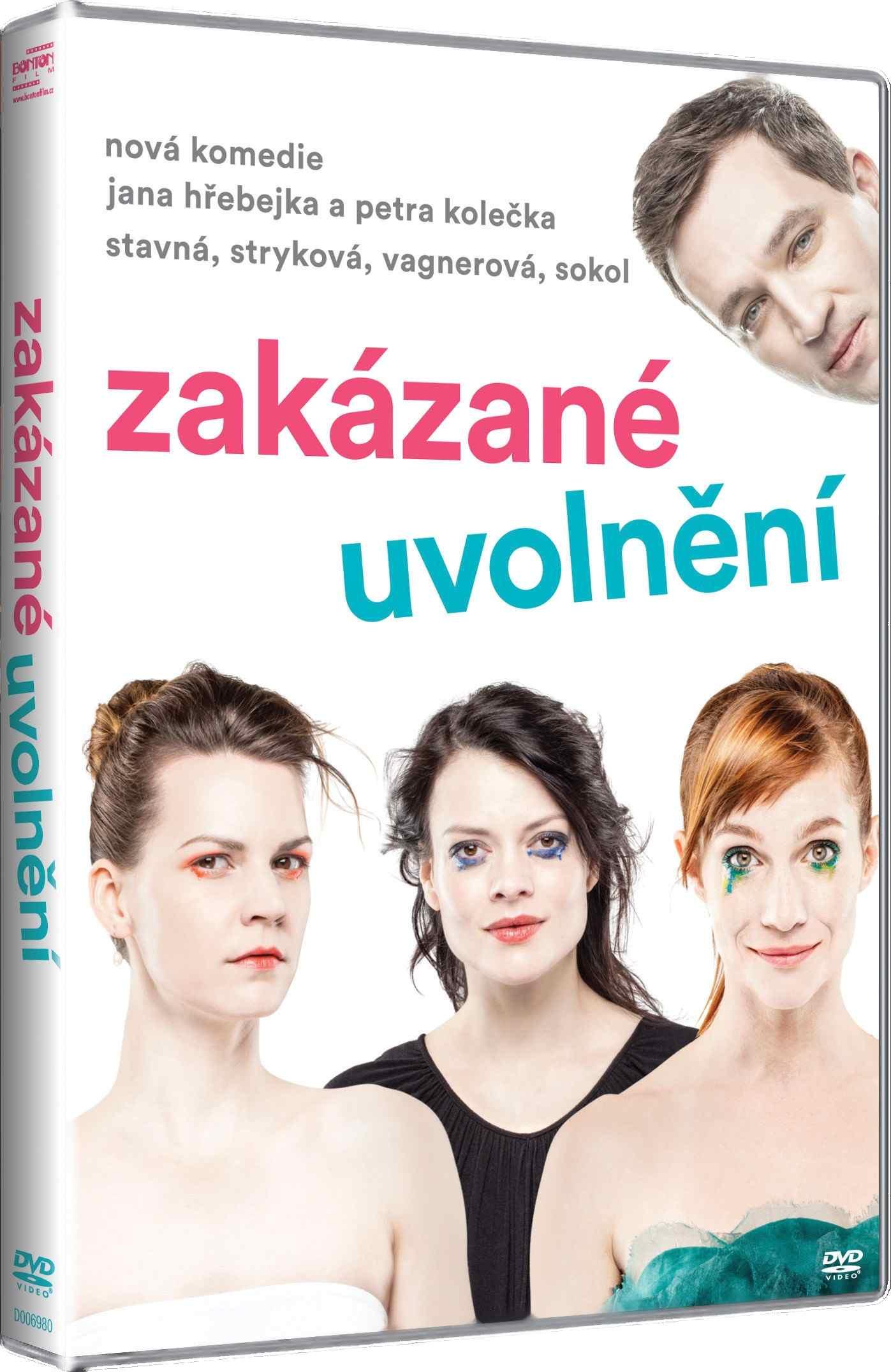 ZAKÁZANÉ UVOLNĚNÍ - DVD