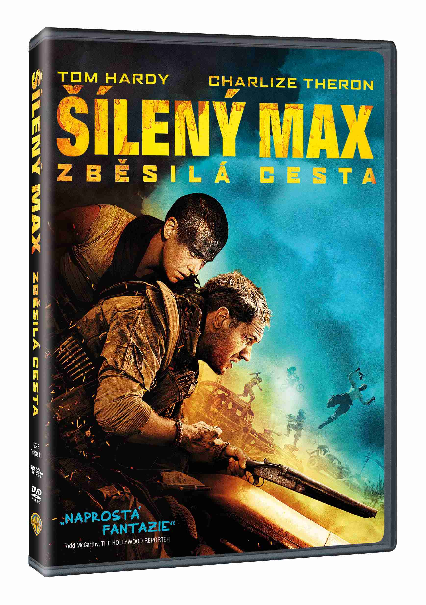 ŠÍLENÝ MAX: ZBĚSILÁ CESTA - DVD