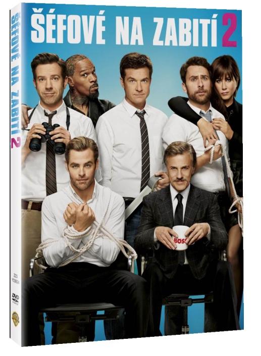 ŠÉFOVÉ NA ZABITÍ 2 - DVD