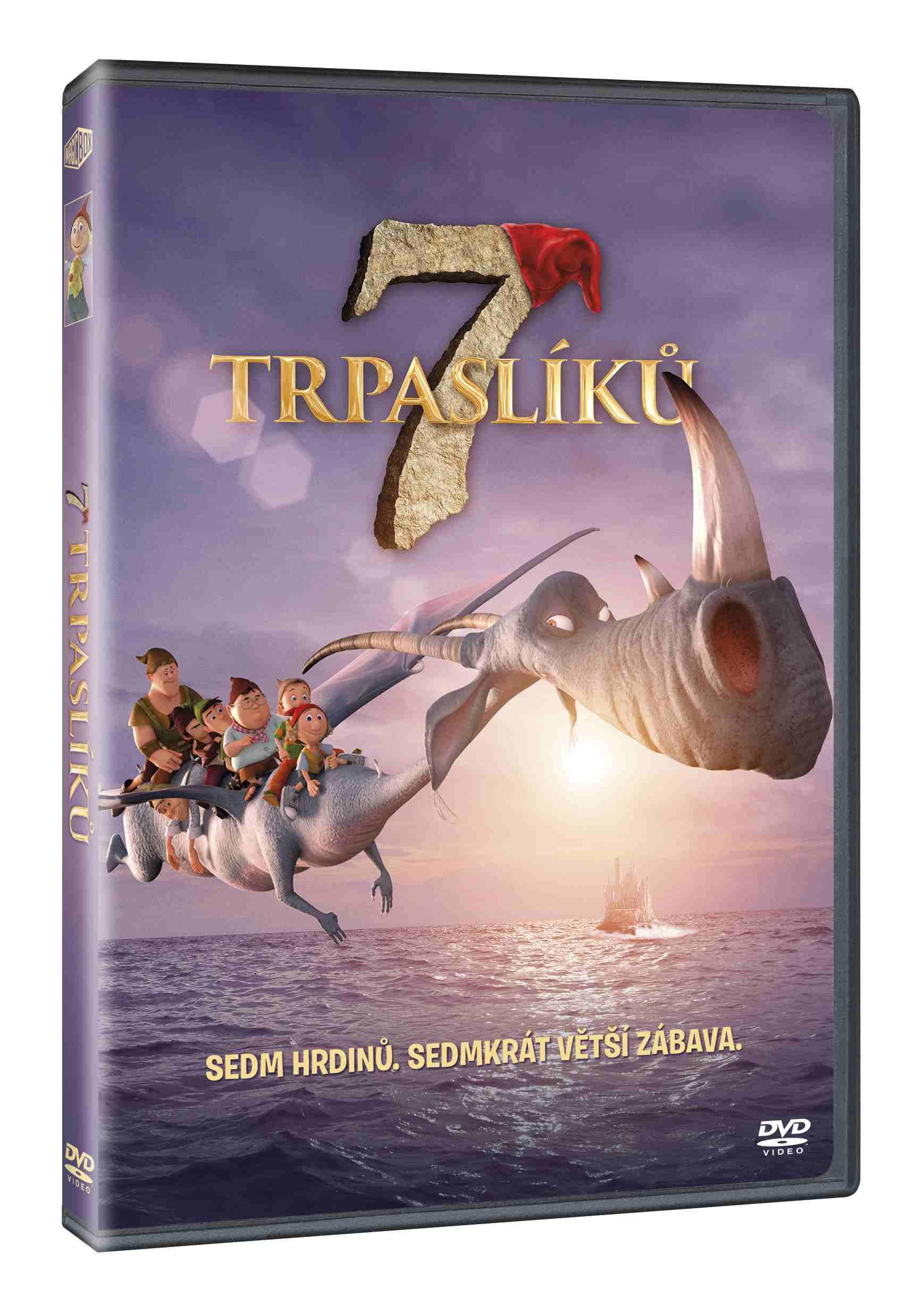 7 TRPASLÍKŮ - DVD