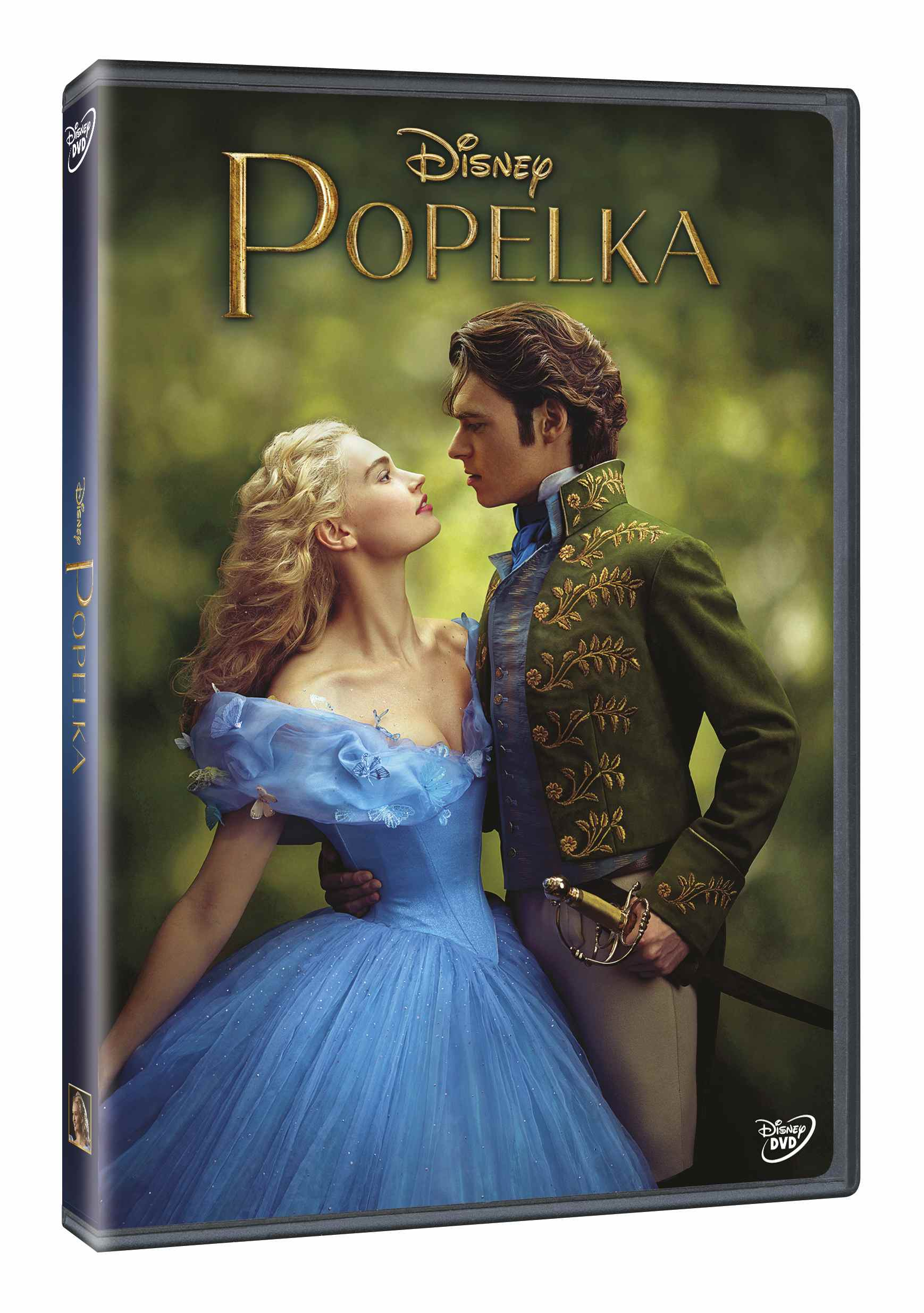 POPELKA (2015) - DVD