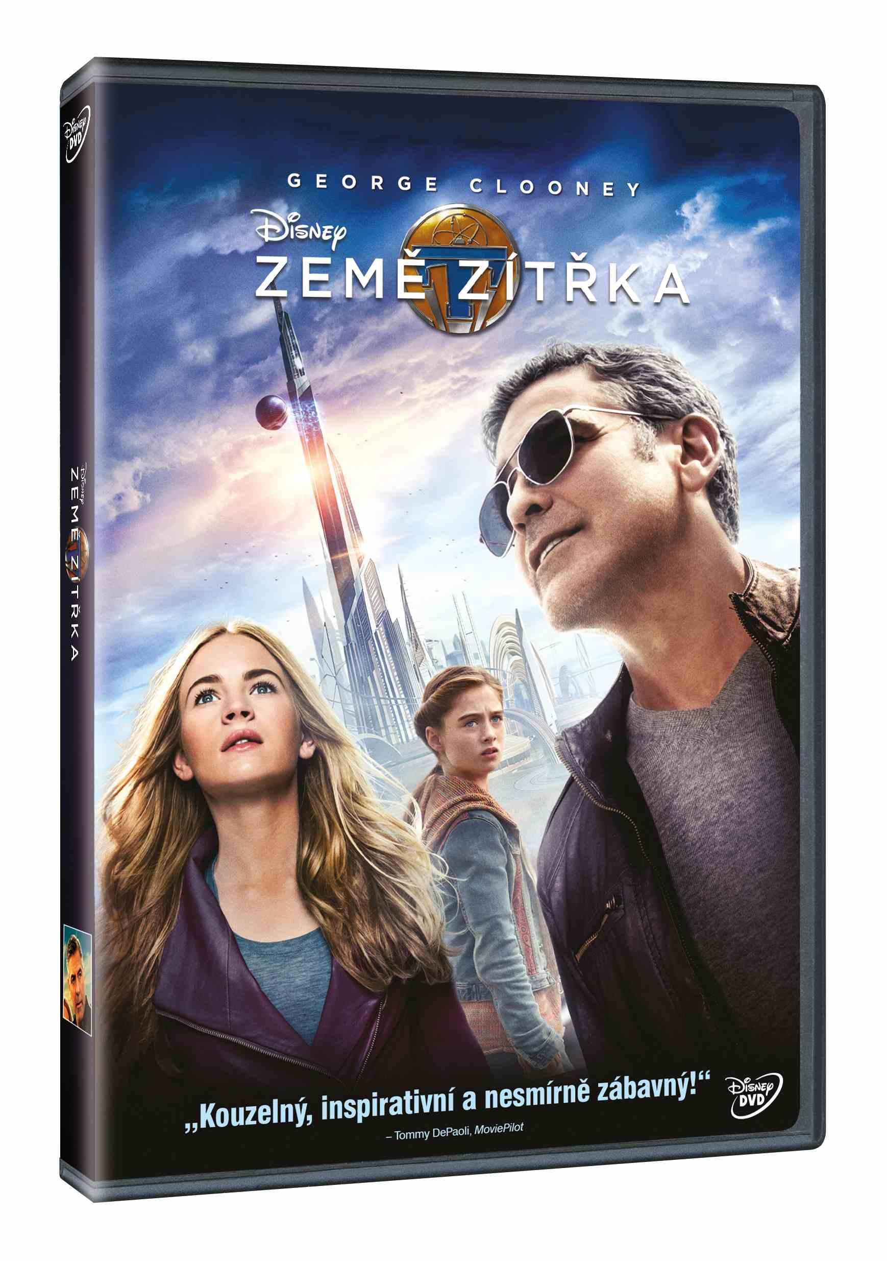 Země zítřka - DVD