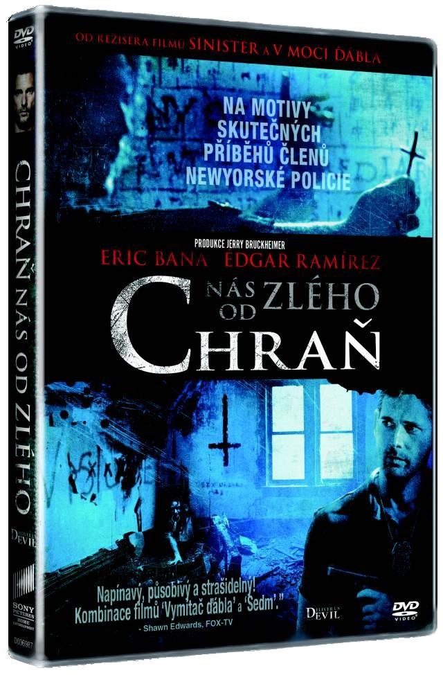 CHRAŇ NÁS OD ZLÉHO - DVD