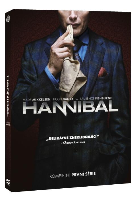 HANNIBAL 1. SÉRIE - 4 DVD