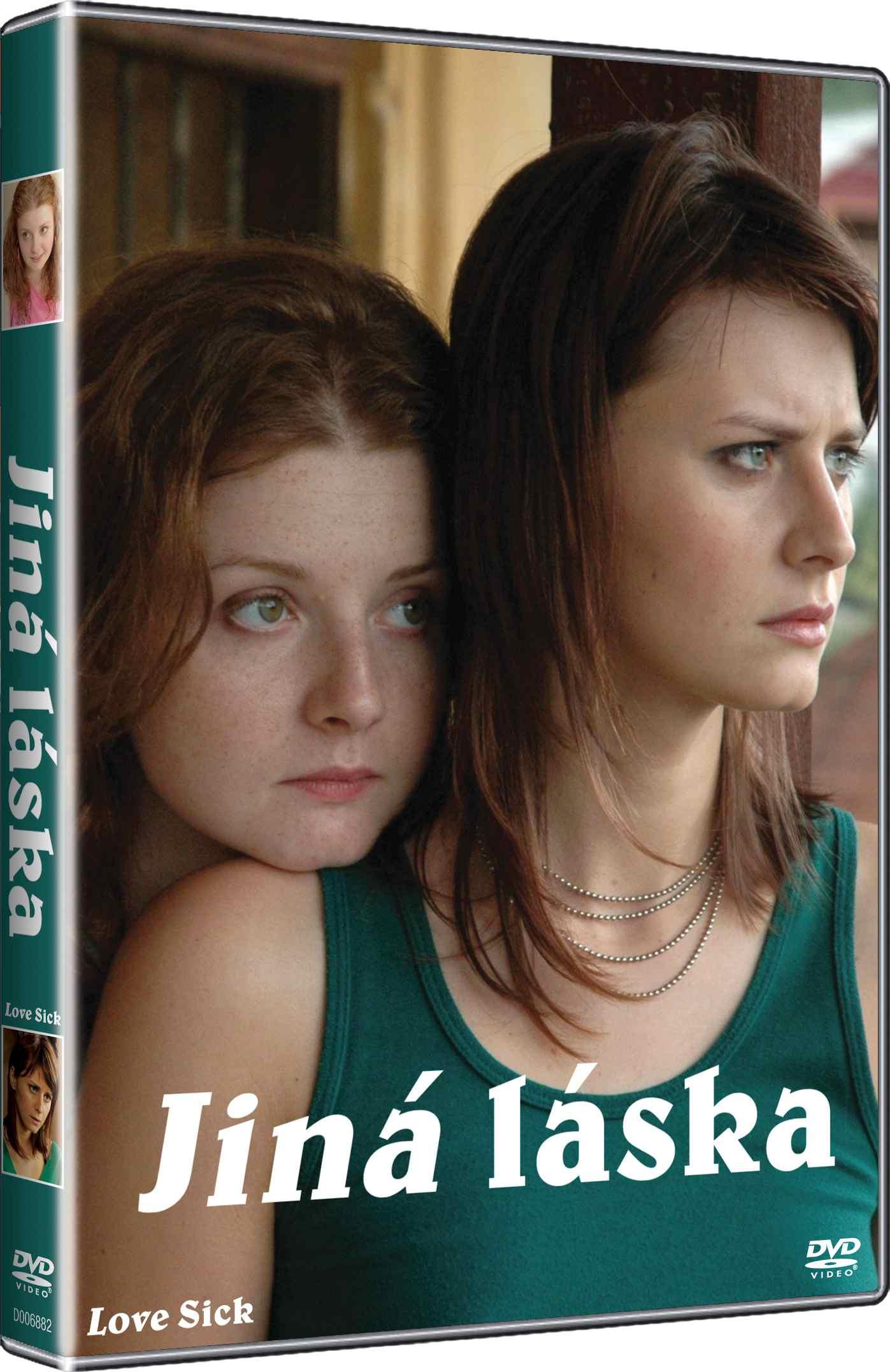 JINÁ LÁSKA (2006) - DVD
