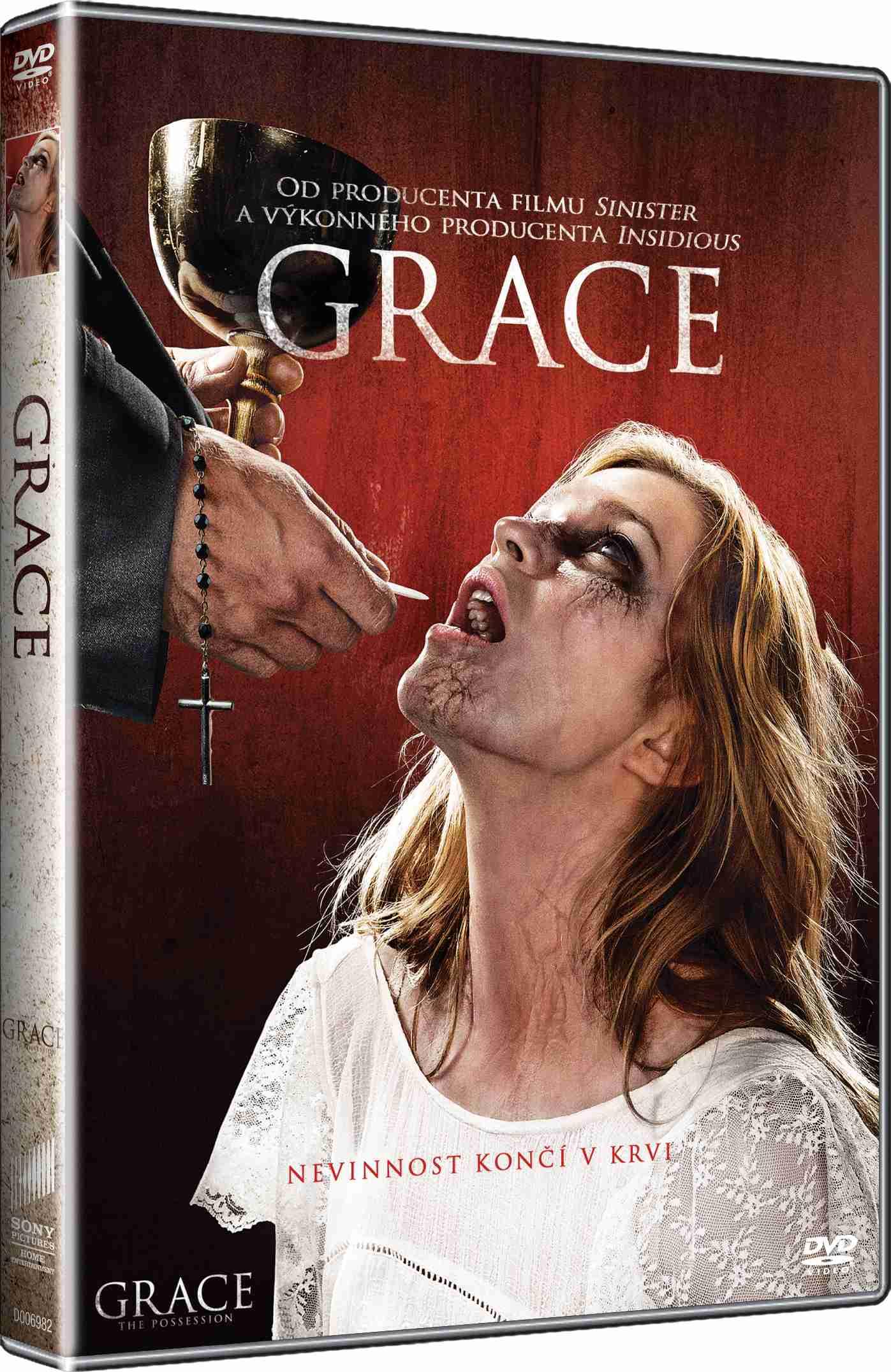 GRACE - DVD