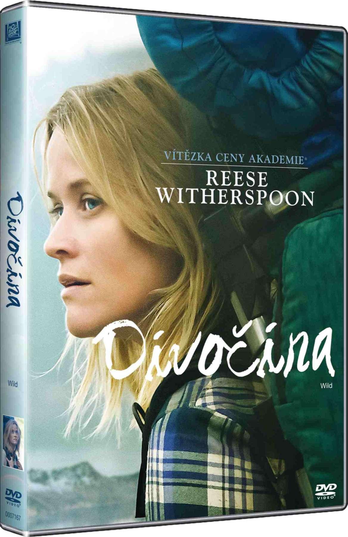 DIVOČINA (2014) - DVD