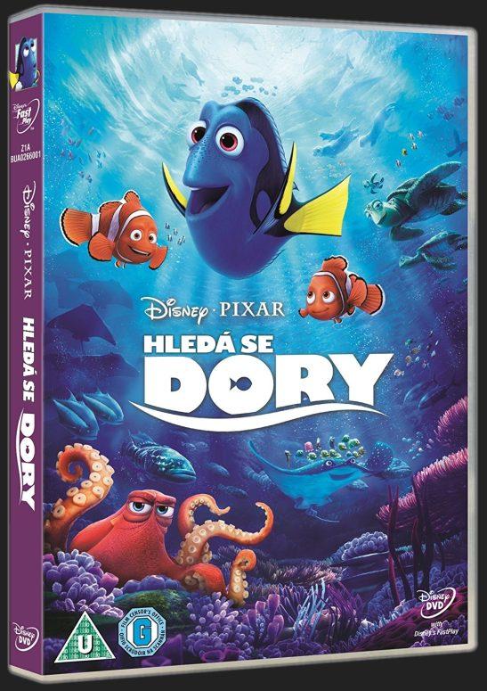 HLEDÁ SE DORY - DVD