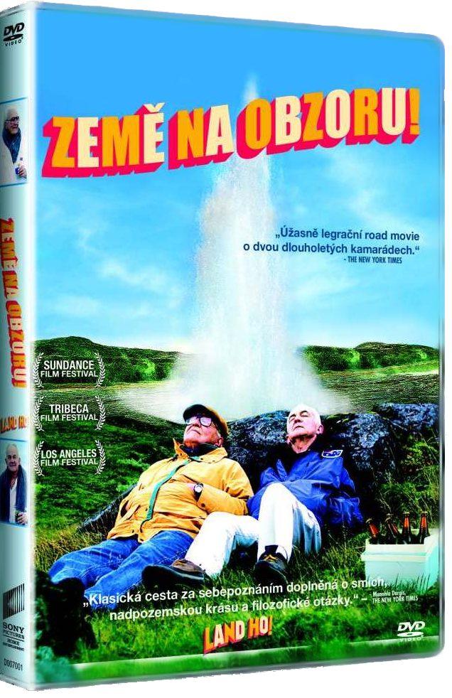 ZEMĚ NA OBZORU! - DVD