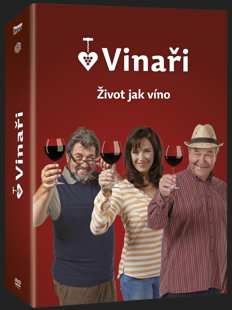 VINAŘI 1. SÉRIE - 6 DVD