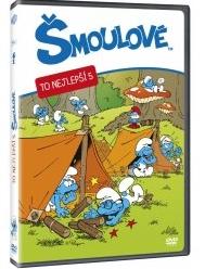 ŠMOULOVÉ - TO NEJLEPŠÍ 5 - DVD