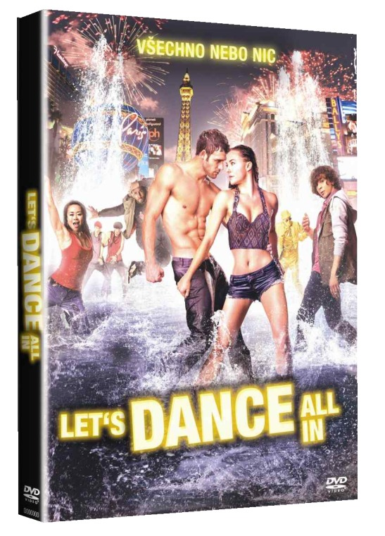 LETS DANCE 5: ALL IN - DVD