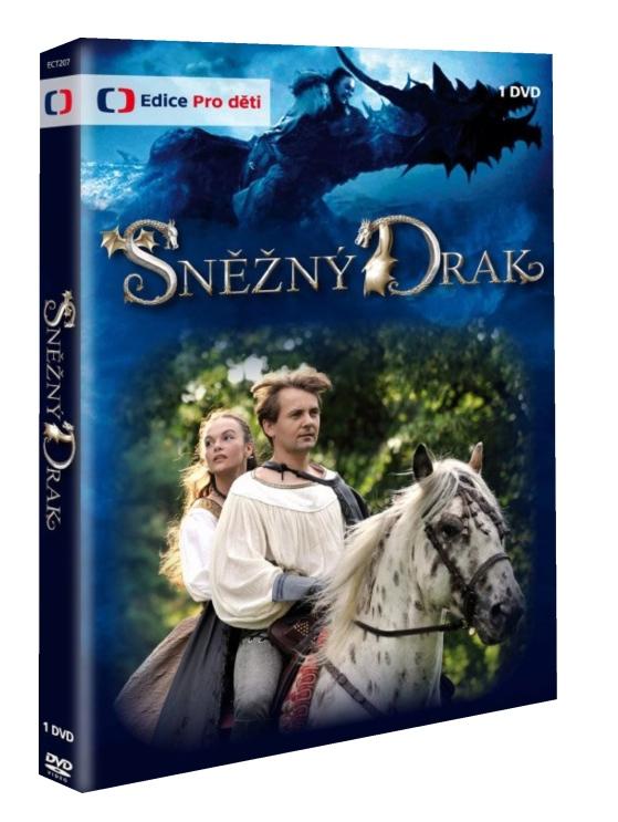 SNĚŽNÝ DRAK - DVD