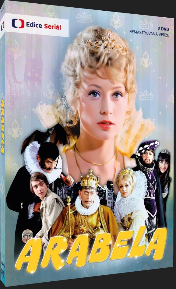 ARABELA - 2 DVD
