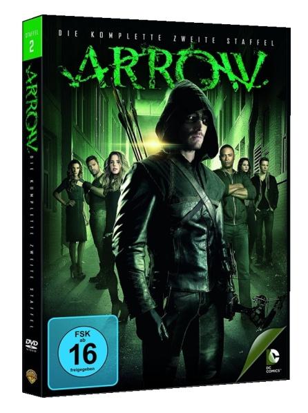 ARROW - 2. SÉRIE - 5 DVD