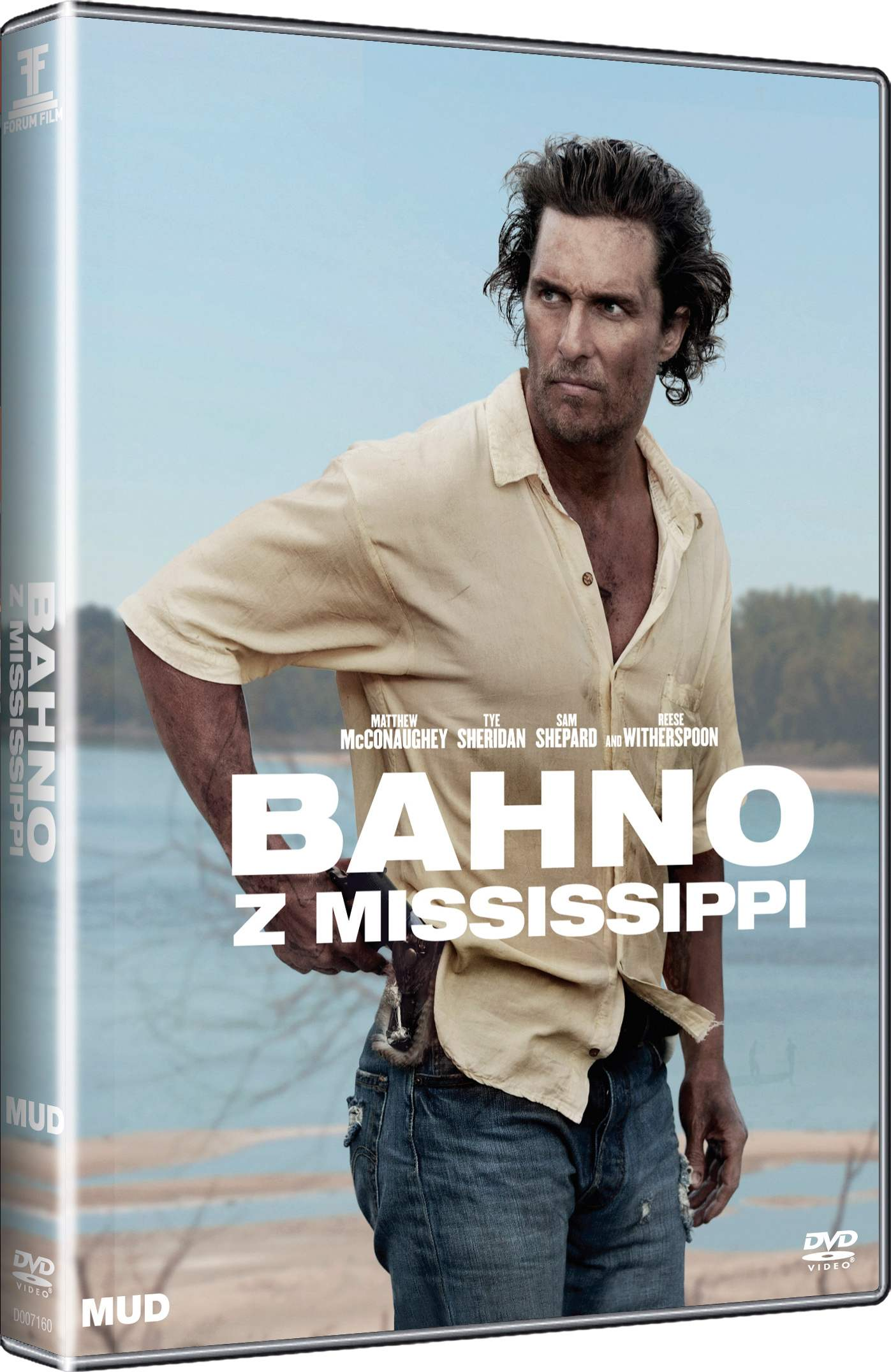 BAHNO Z MISSISSIPPI - DVD