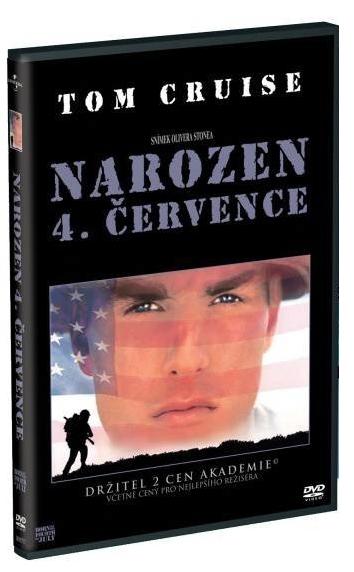 NAROZEN 4. ČERVENCE (Oscarová edice) - DVD