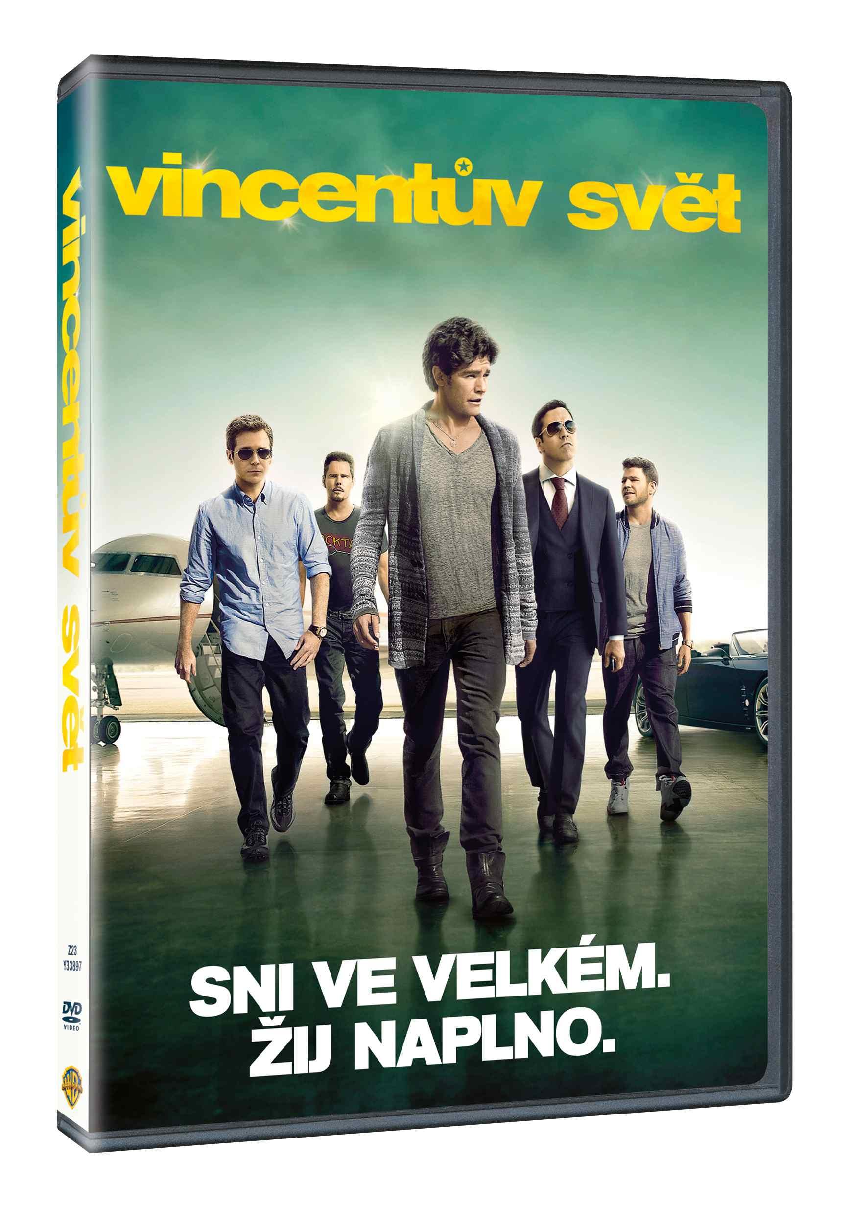 VINCENTŮV SVĚT - DVD