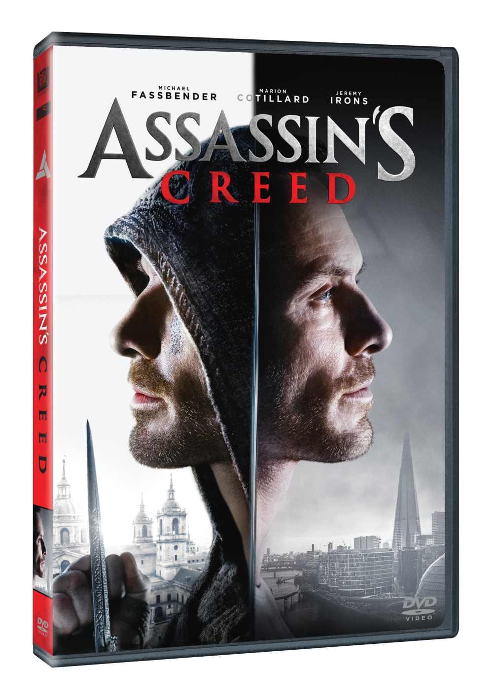 ASSASSINS CREED - DVD