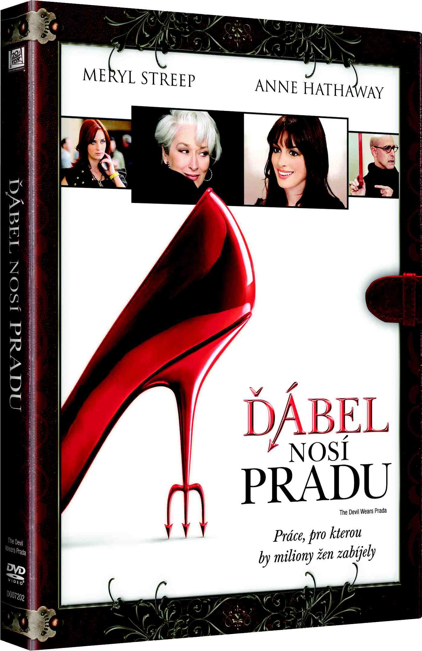 ĎÁBEL NOSÍ PRADU (Knižní edice) - DVD