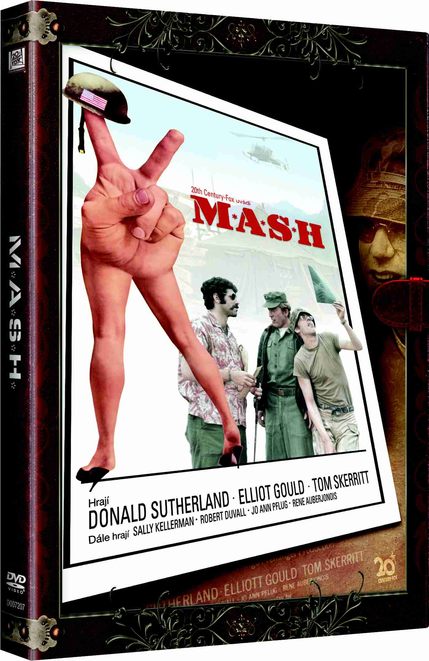 MASH (Knižní edice) - DVD