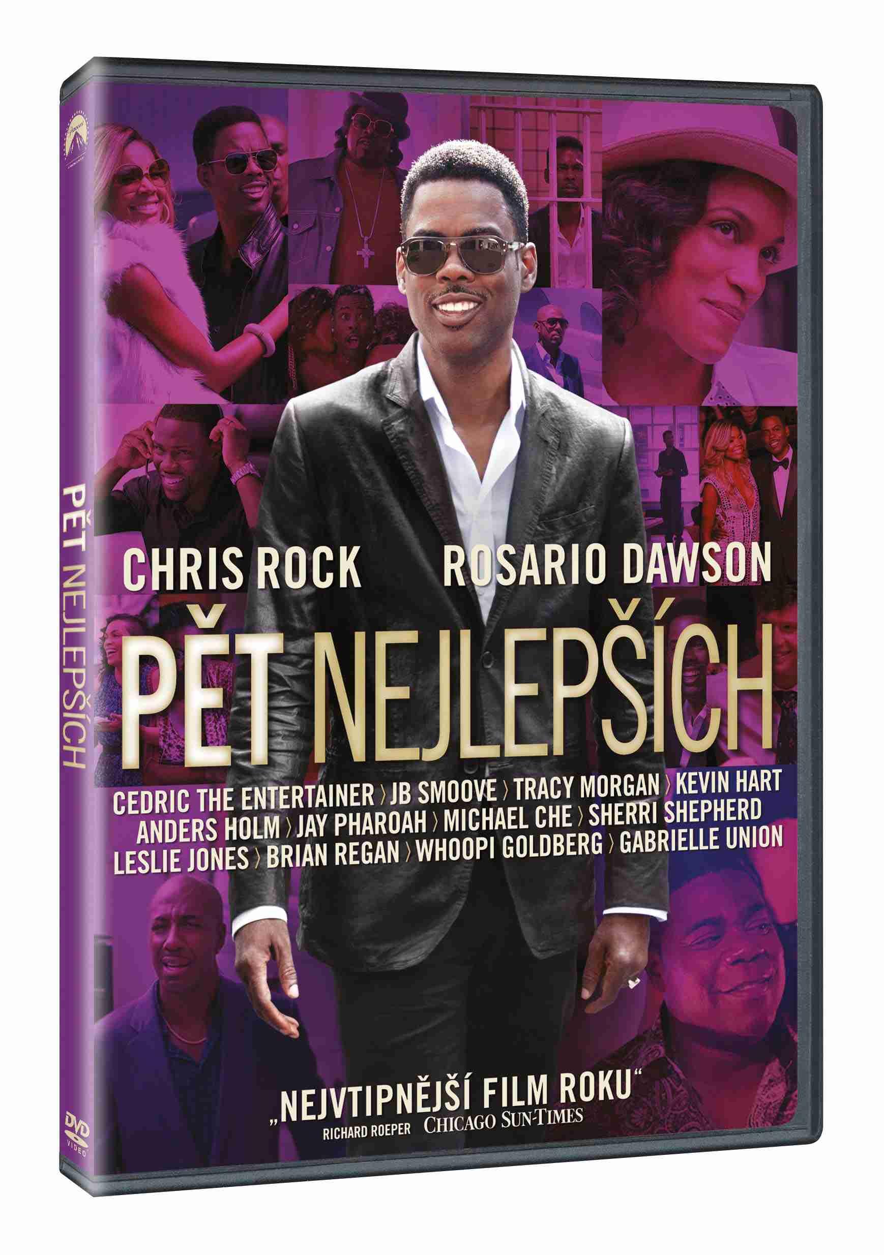 PĚT NEJLEPŠÍCH - DVD