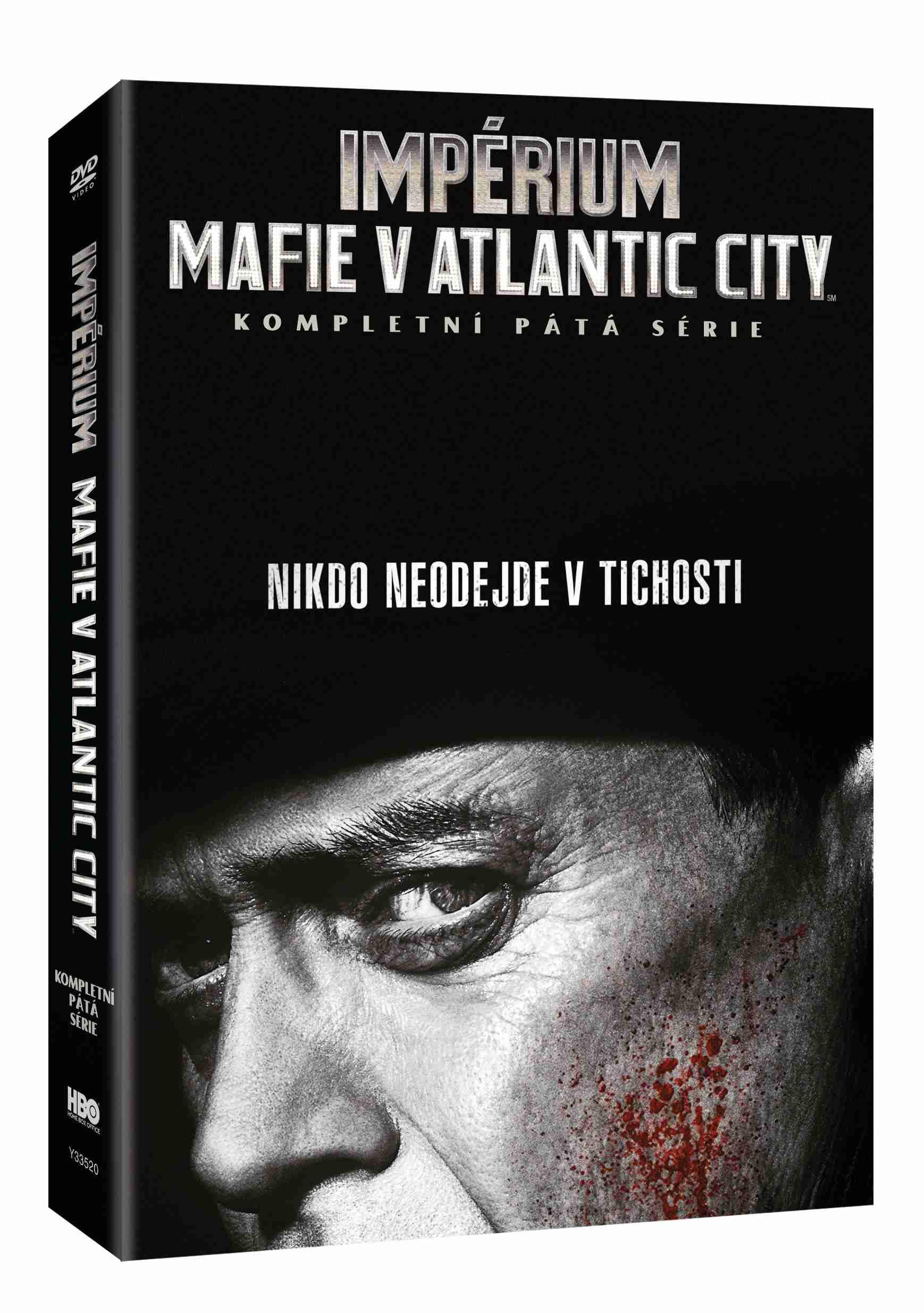 IMPÉRIUM: MAFIE V ATLANTIC CITY - 5. SÉRIE (3 DVD) - DVD