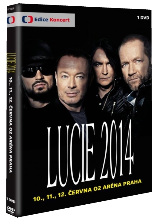 LUCIE 2014 - DVD