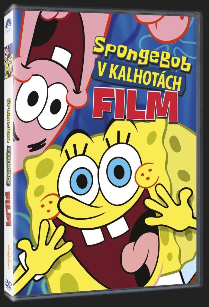 SPONGEBOB V KALHOTÁCH: FILM - DVD