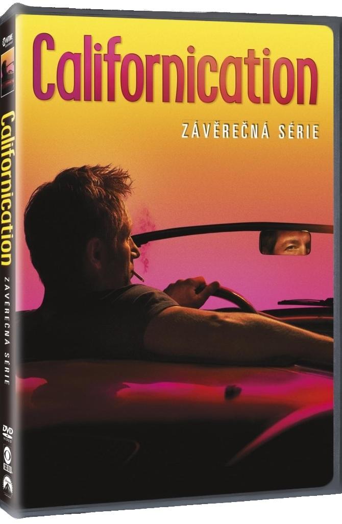 CALIFORNICATION - 7. SÉRIE - DVD