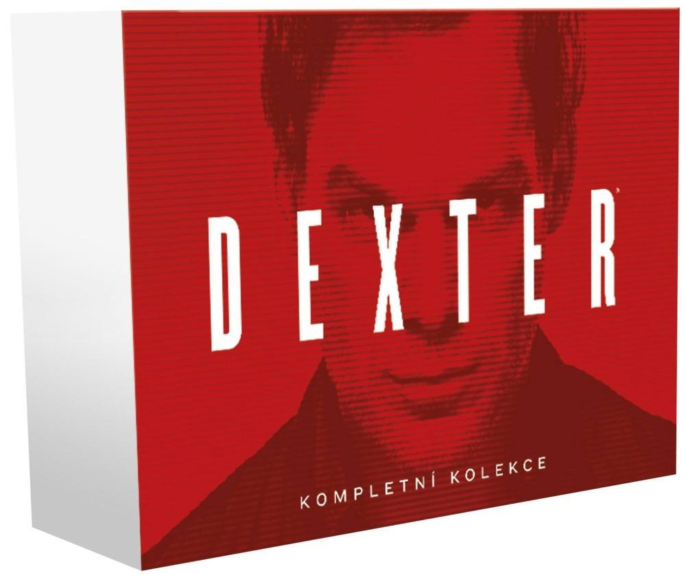 DEXTER 1. - 8. SÉRIE - KOLEKCE - 26 DVD