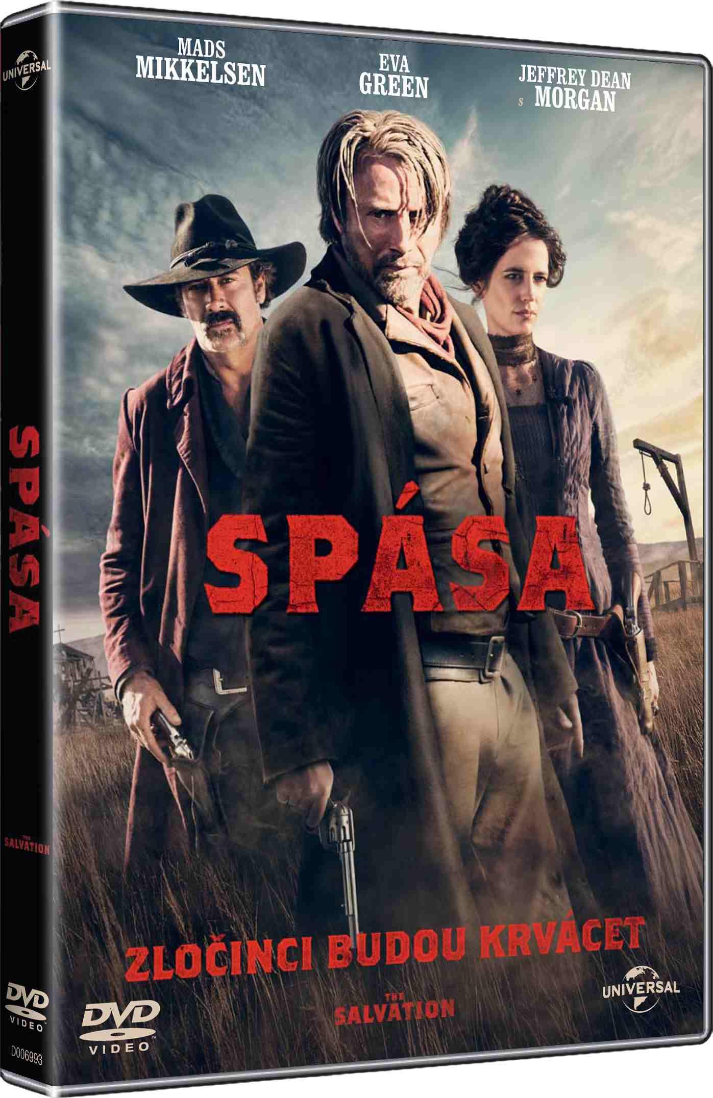 SPÁSA - DVD