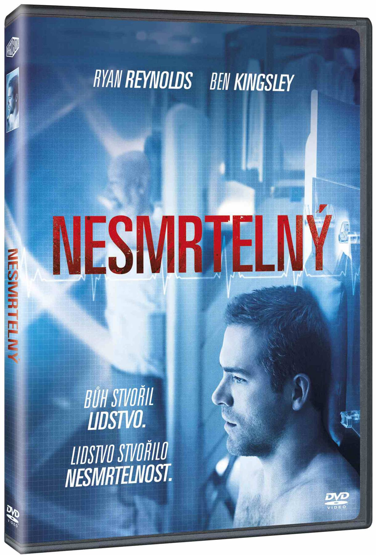 Nesmrtelný - DVD