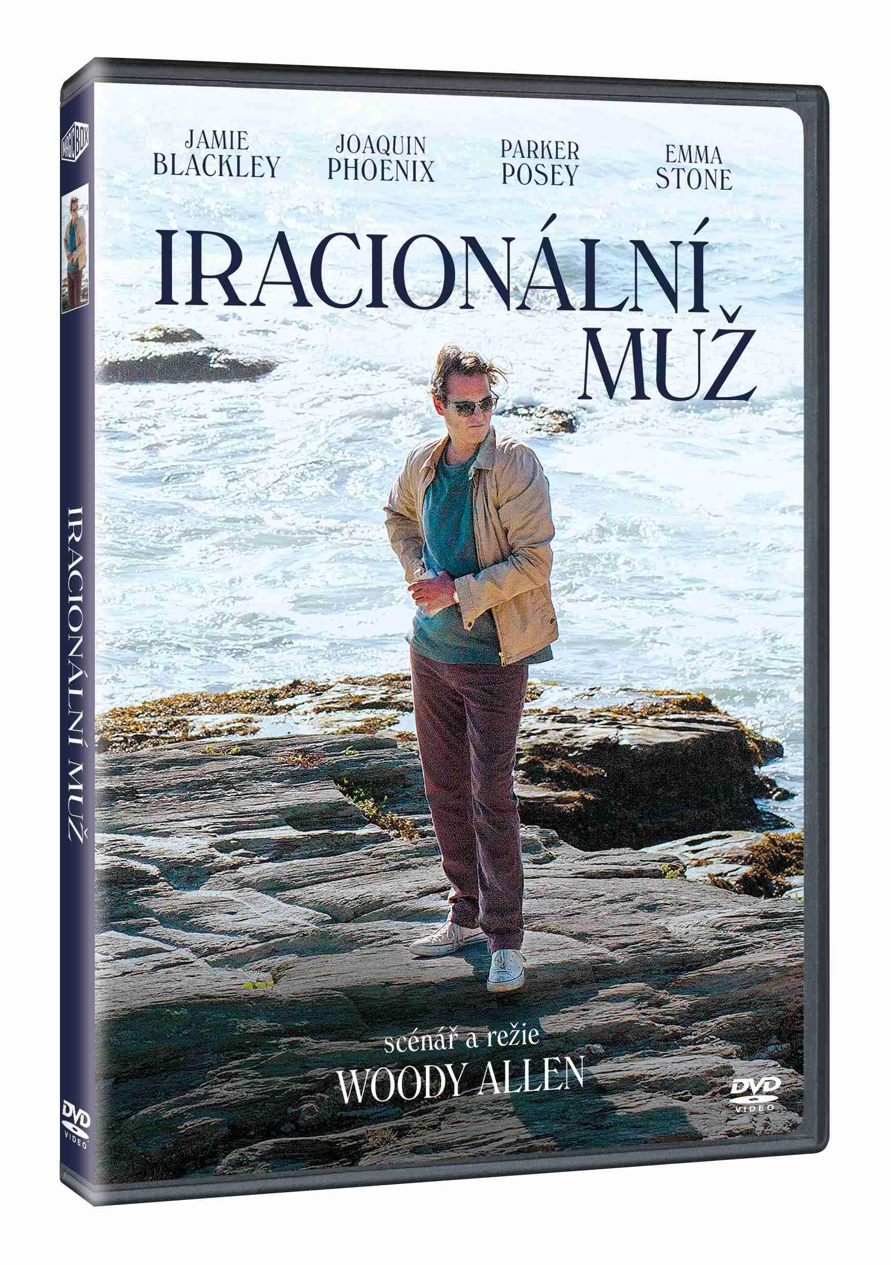 IRACIONÁLNÍ MUŽ - DVD